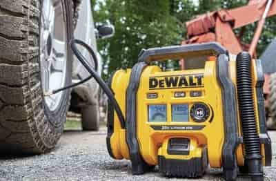 DeWALT DC0201 Inflator Review