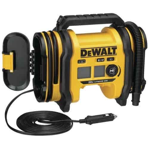 DeWALT DCC020IB 20V Max Inflator Review