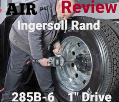 Ingersoll Rand 285B-6 Review