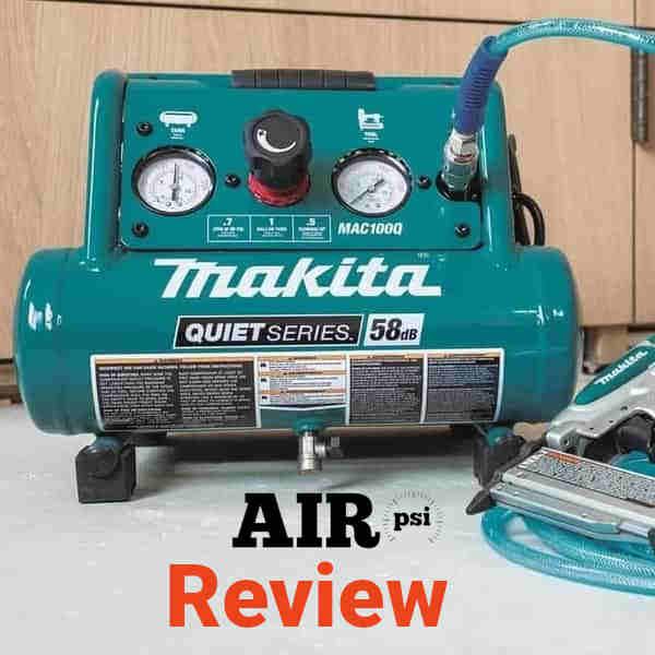 AIRpsi Makita Quiet Series Review